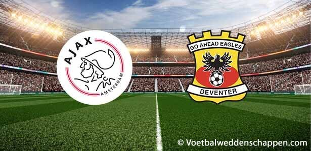 Voorbeschouwing Ajax - Go Ahead Eagles