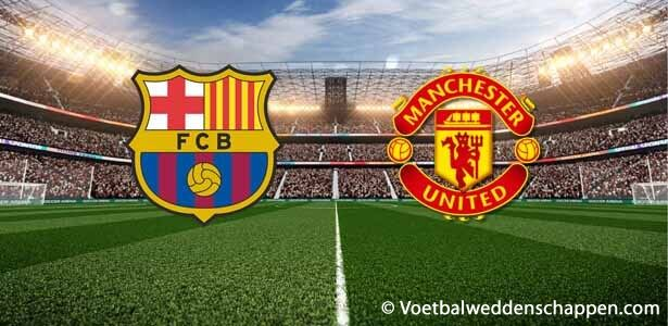 FC Barcelona – Manchester United
