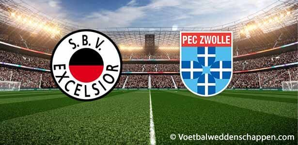 Excelsior – PEC Zwolle
