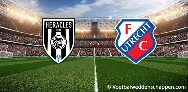 Heracles Almelo – FC Utrecht