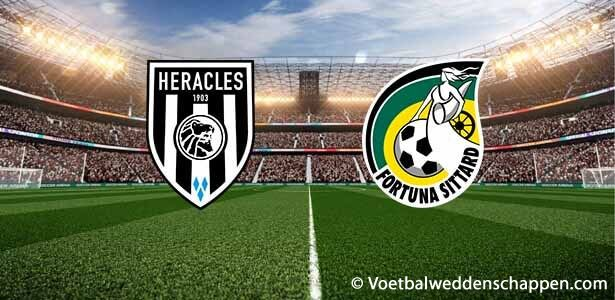 Heracles Almelo – Fortuna Sittard