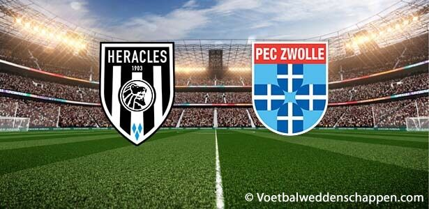 Heracles – PEC Zwolle